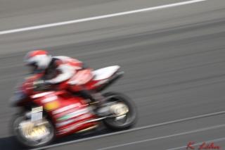 Motorrad - Abstrakt drei