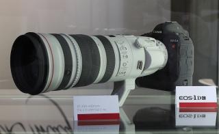 EOS EF 200-400 f/4 L IS USM Ext 1.4x