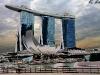 Marina Bay Sands, Singapur, November 2010