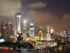 Shanghai Skyline by Night - one