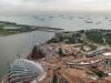 Singapur - wartende Schiffe